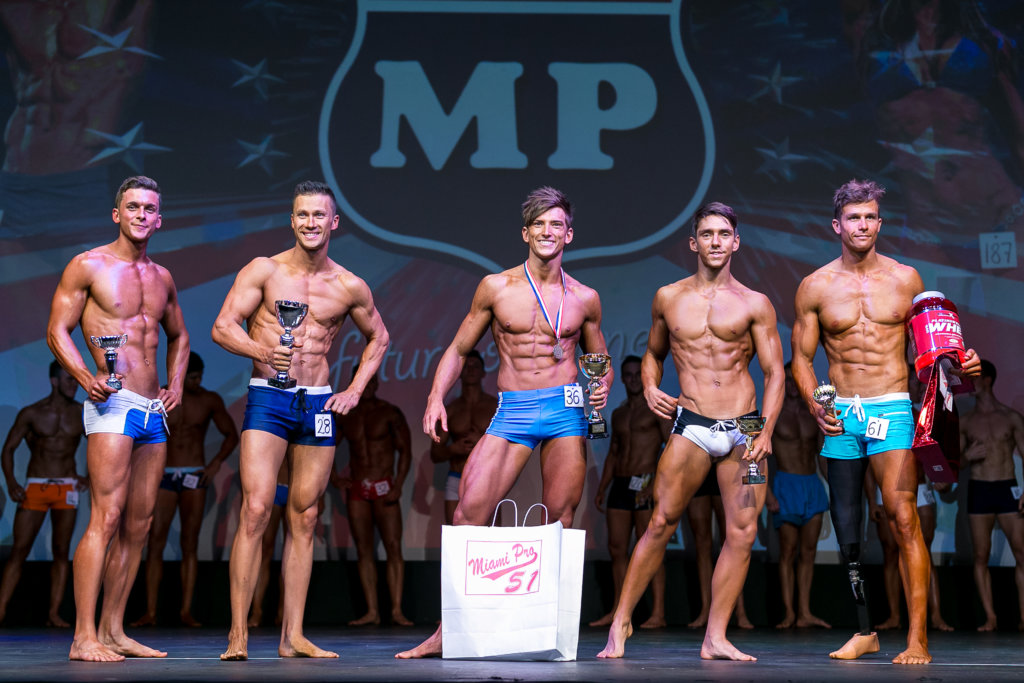 Donatas Simkus, Fitness Competition Photography - Miami Pro UK